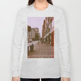 The Streets, They'll Get You Long Sleeve T-shirt