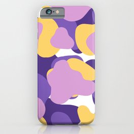 Modern Shapes 05 iPhone Case