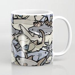 Save ALL Sharks! Coffee Mug