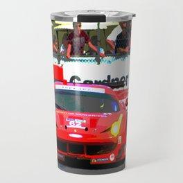 Ferrari 458 Italia | Road America Travel Mug