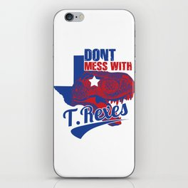 Don't Mess With T. Rexes iPhone Skin