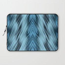 stripes wave pattern 8v1 coi Laptop Sleeve