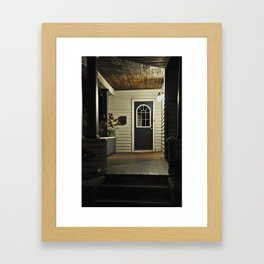 Hardwood Framed Art Print