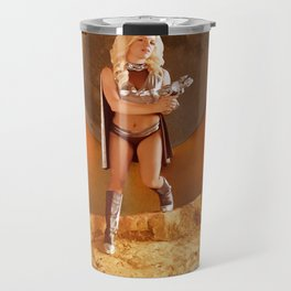 MaryLynn can save the Universe Travel Mug