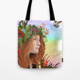 The Choice of Joy Tote Bag