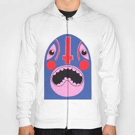 The Mad Lucha Hoody