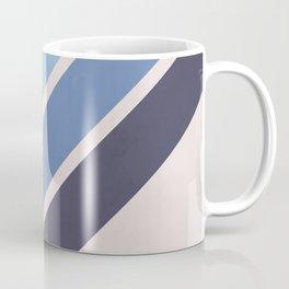 Blue Color Drift Coffee Mug