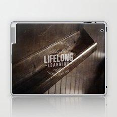 Lifelong Learning Laptop & iPad Skin