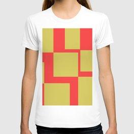Mod Mustard and Catsup T-shirt