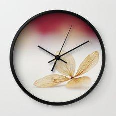Sheer Wall Clock