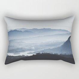 Sri Lanka Rectangular Pillow