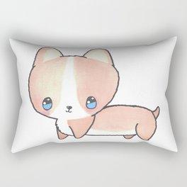 Corgeous Rectangular Pillow