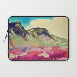 Walk towards Manayama Laptop Sleeve