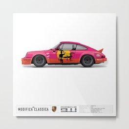 Porsche 1980 911SC Metal Print