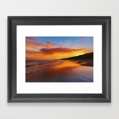 It's almost Summer Framed Art Print