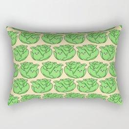Kawaii Cabages~* Rectangular Pillow