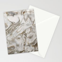 Crema marble Stationery Cards