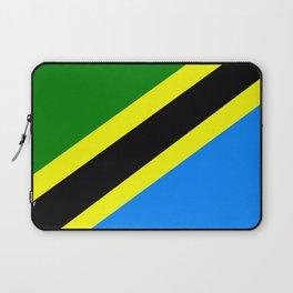 Flag of Tanzania Laptop Sleeve