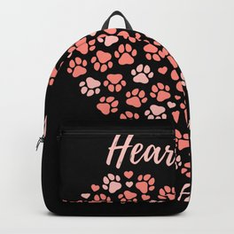 HAVANESE HEART DOG GIFT QUOTE LOVE Backpack