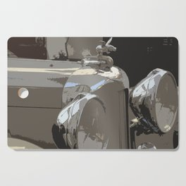 Mille Miglia No.91 Cutting Board