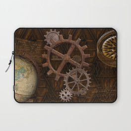 Comforts of Steampunk Laptop Sleeve