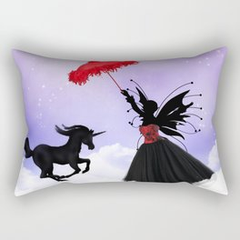 Dancing Fairy Rectangular Pillow