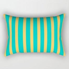 Vintage flavour colors Rectangular Pillow