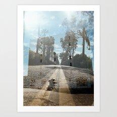 Chandler Road Art Print
