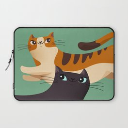 Jumping Cats 2.0 Laptop Sleeve