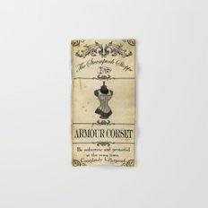 Steampunk Apothecary Shoppe - Corset Hand & Bath Towel