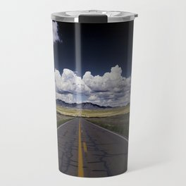 The Long Road Home Travel Mug