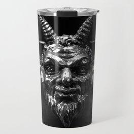 Devil's likeness Travel Mug