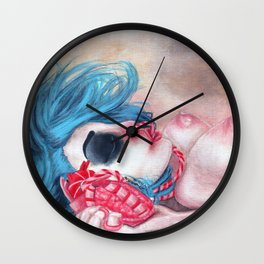 my heart (Separated) Wall Clock