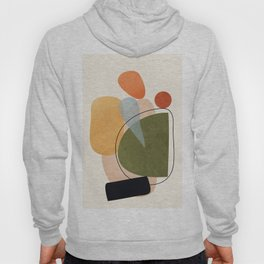 Abstract Shapes 17 Hoody