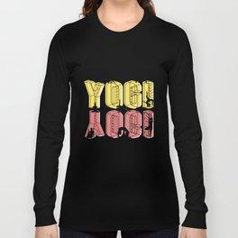 Daily Design 1 - Yogi Long Sleeve T-shirt