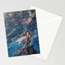 Ignite the Stars Stationery Cards