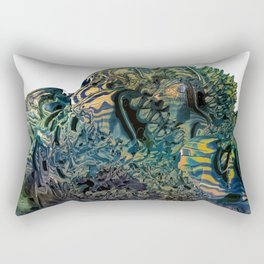 Life On Other Planets [Version 08] Rectangular Pillow