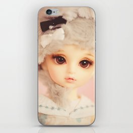 Audree iPhone Skin