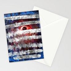 Blindsided Stationery Cards