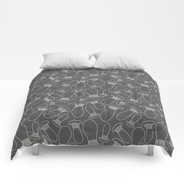king oyster mushrooms Comforters