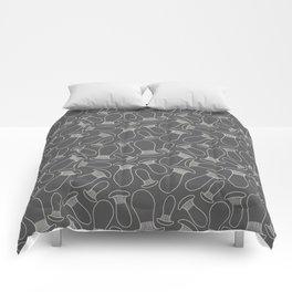 king oyster mushrooms Comforters