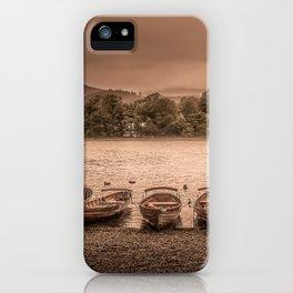 Kewsick Docks iPhone Case
