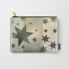 Star Peace Carry-All Pouch