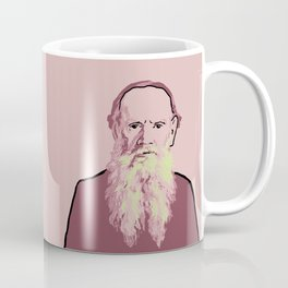 Leo Tolstoy Coffee Mug