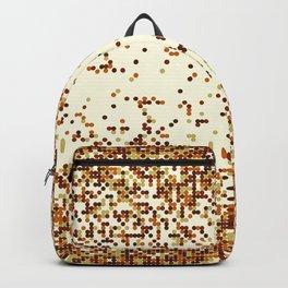 Tiny spheres gradient Backpack