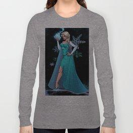 Frozen - Elsa Long Sleeve T-shirt