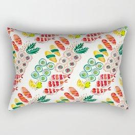 Sushi Collection Rectangular Pillow