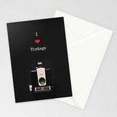 I ♥ Vintage Stationery Cards