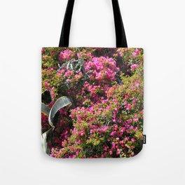 Spring Wild Flowers | Greece #society6 Tote Bag