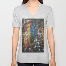 All We Want For Christmas Is Universal Peace Unisex V-Neck